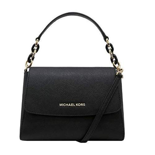 Black Michael Kors satchels