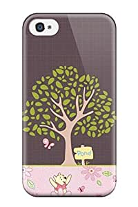 TYH - Excellent Design Winning The Pooh Phone Case For ipod Touch 4 Premium Tpu Case phone case