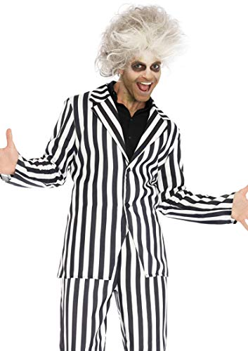 Leg Avenue Men's 2 PC Beetljuice Costume