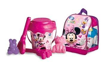 Minnie Mouse Mochila de Playa Completa Smoby 863039