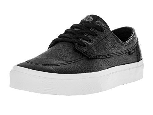 Vans Herren Brigata Sneaker (premium leather) black/t