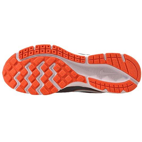 Nike Womens Downshifter 6 Løpesko Hyper Grå / Cooper - Hyper Orange