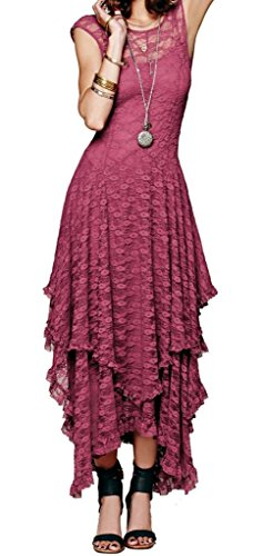 hippie bohemian wedding dresses - 7
