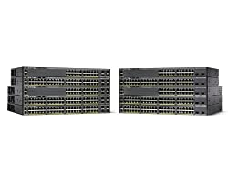Cisco Catalyst 2960X-48TS-L 48 Port Ethernet Switch
