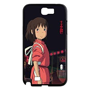 Personal Phone Case Spirited Away For Samsung Galaxy Note 2 N7100 S1T3407