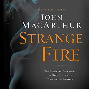 Strange Fire Audiobook