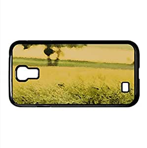 Field Watercolor style Cover Samsung Galaxy S4 I9500 Case (Summer Watercolor style Cover Samsung Galaxy S4 I9500 Case)