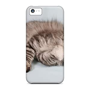 linJUN FENGIphone Covers Cases - Kitten Licking Its Paw Protective Cases Compatibel With iphone 6 4.7 inch