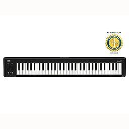 Korg microKEY2-61 61-key USB Keyboard Controller with 1 Year Free Extended Warranty