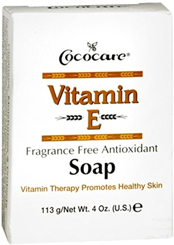 Cococare Vitamin E Soap, 4 Ounce