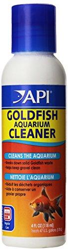 API Goldfish Natural Aquarium Cleaner, 4-Ounce
