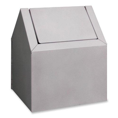 - Rochester Midland Freestanding Sanitary Disposal, White