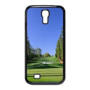 Samsung Galaxy S4 I9500 Phone Case Neverending Golf Course Funny Q6A1158846