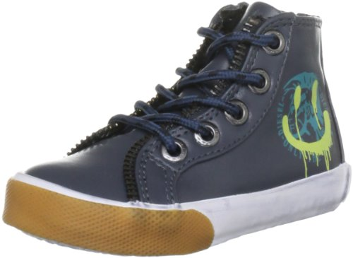 Diesel Kid MELTING POT INDIAN SMILE CH - mid 000E15PS899T6083 Jungen Trainers Dunkelblau