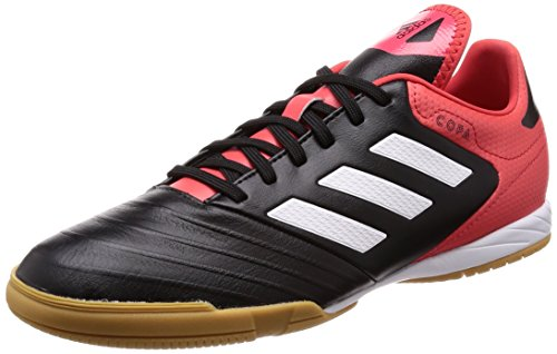 Coral White adidas de Tango Chaussures Core Real 3 Footwear Homme Football Copa Noir 18 Black in rwWZqgnHOr