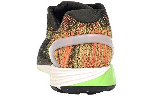 Nike Lunarglide 7 Zapatillas de running, Hombre Verde / Negro  (Sequoia/Black-Green Strike)