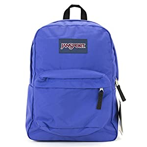 Jansport Superbreak Backpack (violet purple)