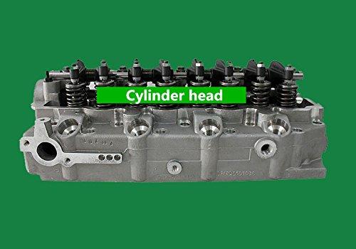 Amazon.com: GOWE Cylinder head assembly for 4D55 4D56 complete Cylinder head assembly/ASSY for Ford Bronco/Ranger Mitsubishi Montero/Pajero/L300 Hyundai ...
