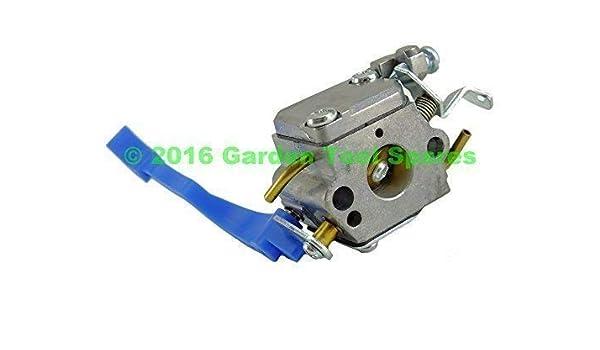 HUSQVARNA 125b 125bx 125bvx Soplador de hojas Carburador ...