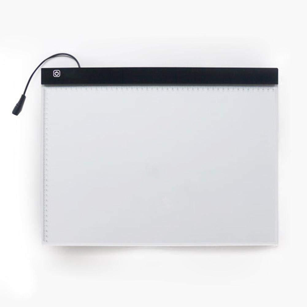 A3 LED Ultra Slim Art Craft Drawing Copy Tracing Tattoo Light Box Pad Board