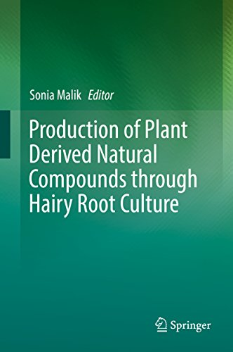 Production of Plant Derived Natural Compounds through Hairy Root ()