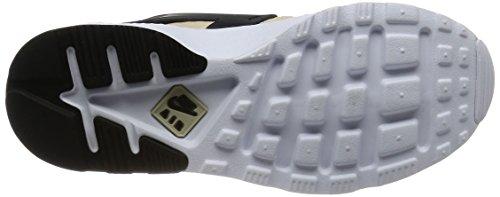Nike - W Air Huarache Run Ultra - 859516100 - Colore: Beige-Nero - Taglia: 38.5