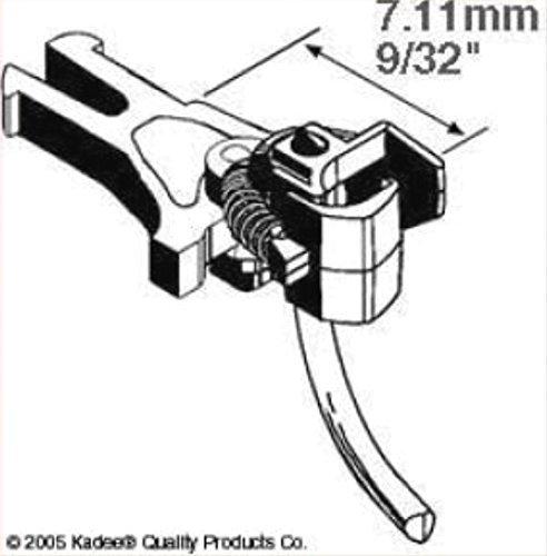 Nem 362 Coupler - HO NEM 362 Coupler, 9/32 Center (2pr) by Kadee Qualtiy Products, CO.