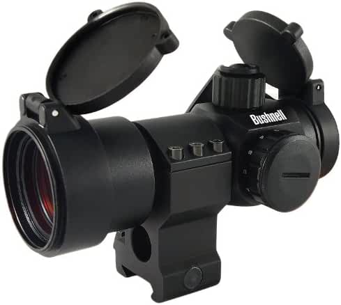 Bushnell Optics TRS-32 Red Dot Riflescope with 30mm Tactical Ring, 1x 32mm