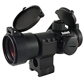 Bushnell Optics TRS-32 1x 32mm Red Dot Riflescope with 30mm Tactical Ring, Matte Black