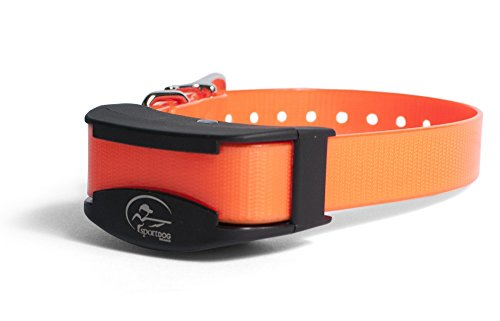 SportDOG Brand FieldTrainer 425/SportHunter 825 Add-A-Dog Collar – Additional, Replacement, or Extra Collar for Your Remote Trainer – Waterproof and Rechargeable with Tone, Vibration, and Shock