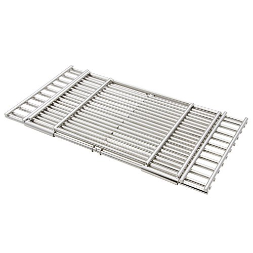 Char-Broil Universal Stainless Steel Grate (Replacement Grates Bbq)