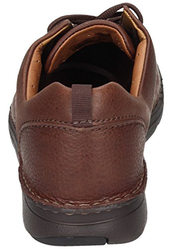 Clarks Herren Unnature Time Derbys Braun