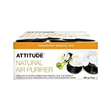 Attitude Natural Air Purifier Passion Fruit 227g - (Pack of 2)