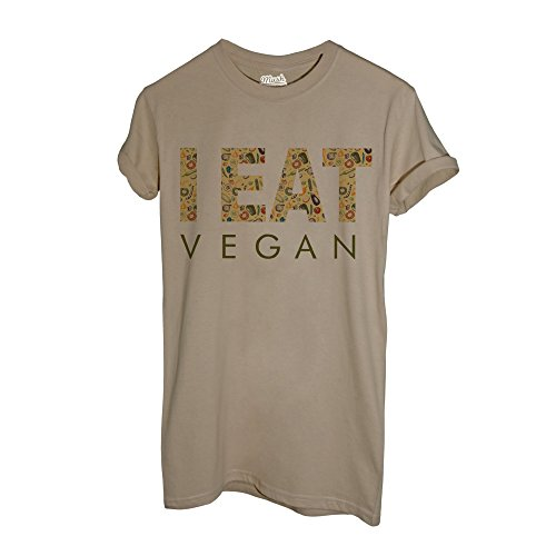 T-Shirt I EAT VEGAN - MUSH by iMage Dress Your Style