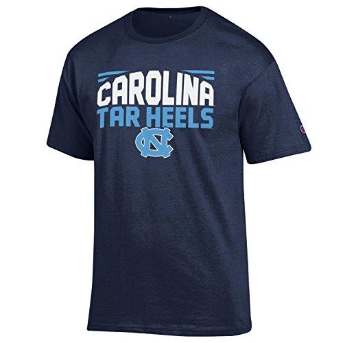 huge selection of 1d54f a9a7b NCAA Champion Men s Push Ahead Short sleeve T-Shirt North Carolina Tar Heels  Medium