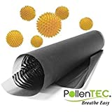 "PollenTec¨ Clean Air Window Screen (21"" x 10`)"