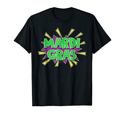 Mardi Gras New Orleans Louisiana Mobile Alabama T-shirt ()