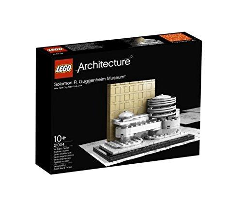 LEGO Architecture Guggenheim Museum 21004 (importación de Japón)