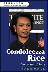 condoleezza rice ferguson career biographies