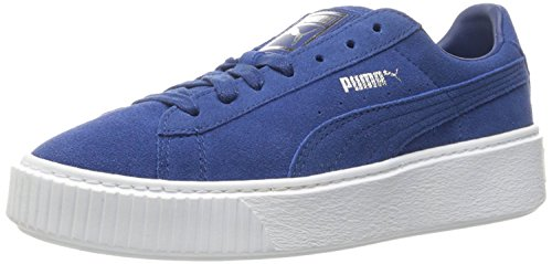 PUMA Women's Suede Platform Core Fashion Sneaker US9
