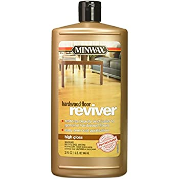 Amazon Minwax 609504444 Hardwood Floor Reviver 32 Ounce High