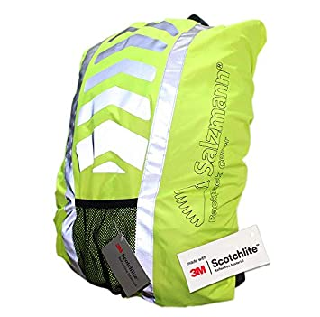 94759d0ca46e Salzmann 3M Scotchlite Reflective Backpack Rucksack Cover