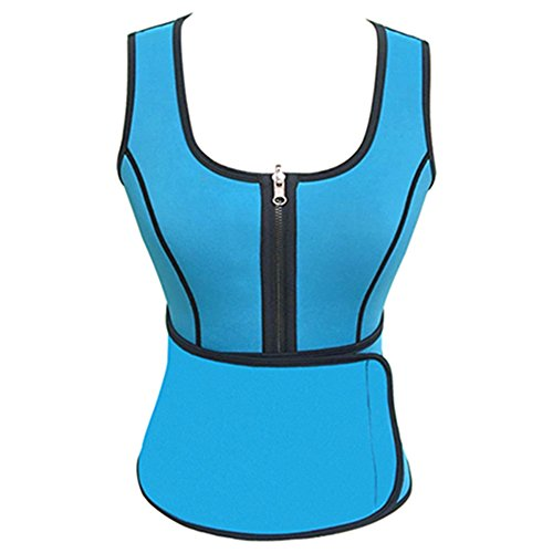 NonEcho Women Sports Bra and Waist Trimmer Combined Shapewear