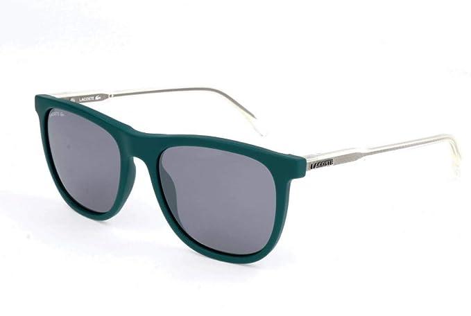 Lacoste L863S 315 54 Gafas de sol, Matte Green, Unisex-niños ...
