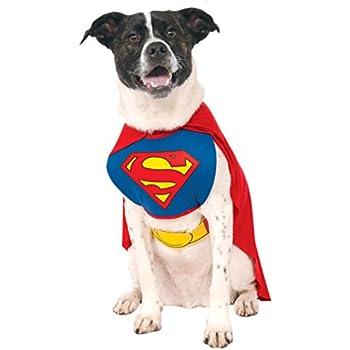 DC Comics Pet Costume, Superman, Medium