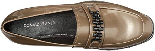 Donald J Pliner Dames Leezasp-19 Slip-on Loafer Amandel