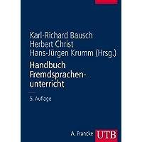 Handbuch Fremdsprachenunterricht (Uni-Taschenbücher L)