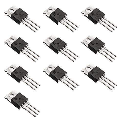 Bridgold 10pcs E13009-2 E13009 13009 High Voltage Fast-Switching NPN Power Transistor TO-220
