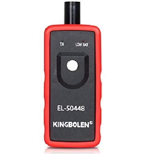 KINGBOLEN Red EL-50448 Automotive Tire Pressure Monitor Sensor TPMS Reset Relearn Activation Tool for GM Series Vehicle