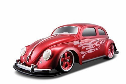 1951 Volkswagen Beetle (Maisto R/C 1:10 Scale 1951 Volkswagen Beetle Radio Control Vehicle (Colors May Vary))